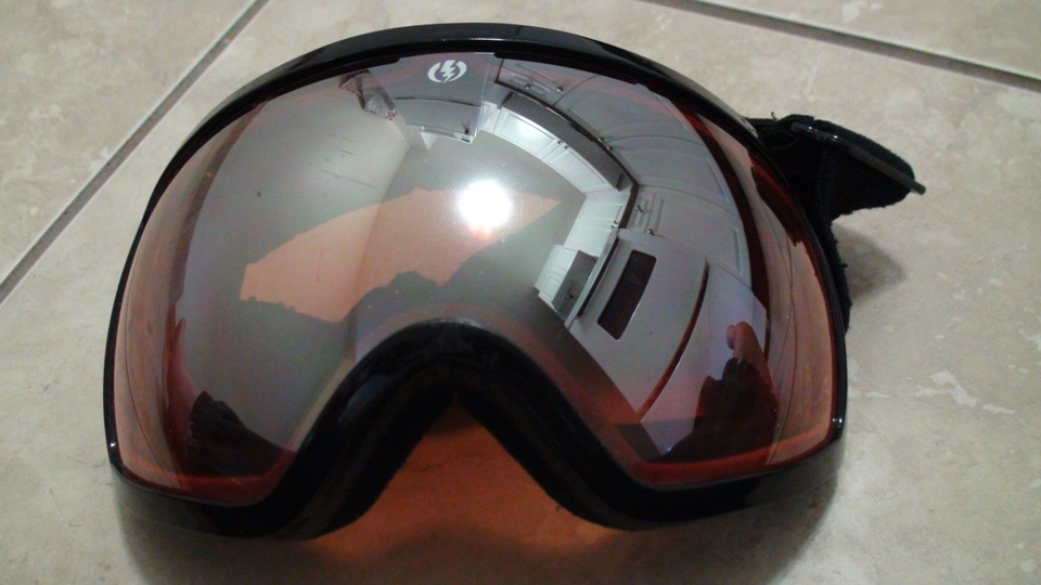 Sunny Day Goggle Lens