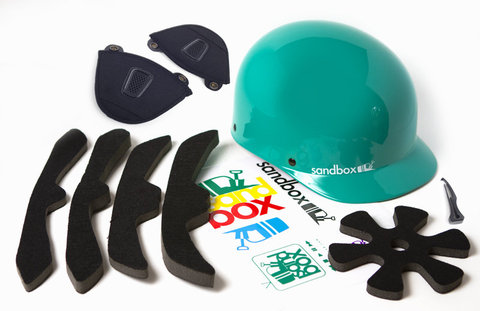 Sandbox Brain Bucket Helmet