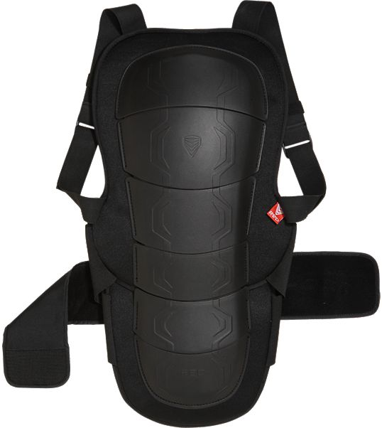 RED Total Impact Back Protector