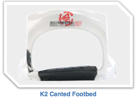 Canted Bindings from K2