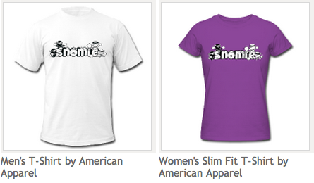 Snomie Ninja T-Shirts