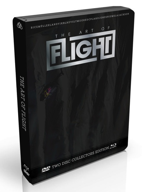 Art Of Flight Snowboard Movie