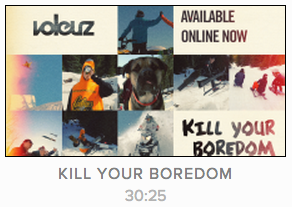 Voleurz - Kill Your Boredom
