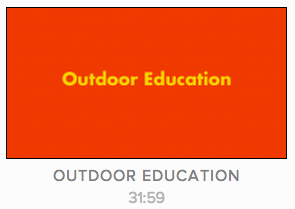 Voleurz - Outdoor Education