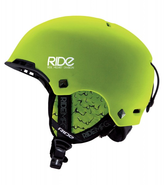 Ride Ninja Low Profile Snowboard Helmet