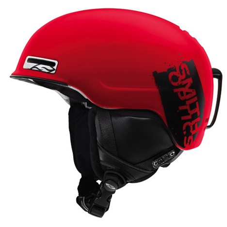 Smith Maze Helmet - low profile snowboard helmets