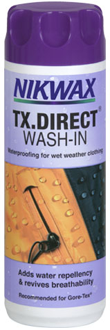 Nikwax TX Direct Wash - Snowboard Jacket / Pants Re-Waterproof